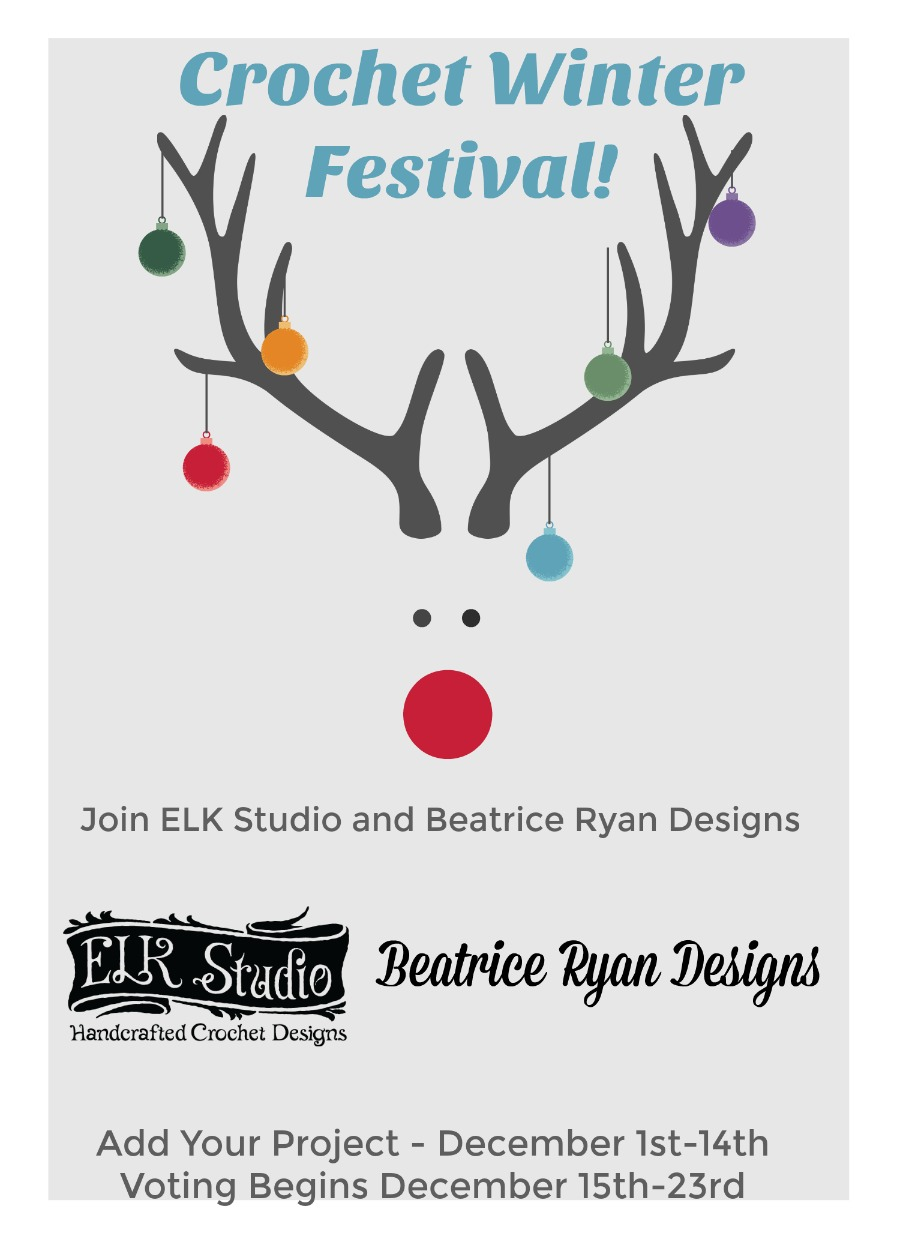 2016 Crochet Winter Festival Hosted by ELK Studio and Beatrice Ryan Designs