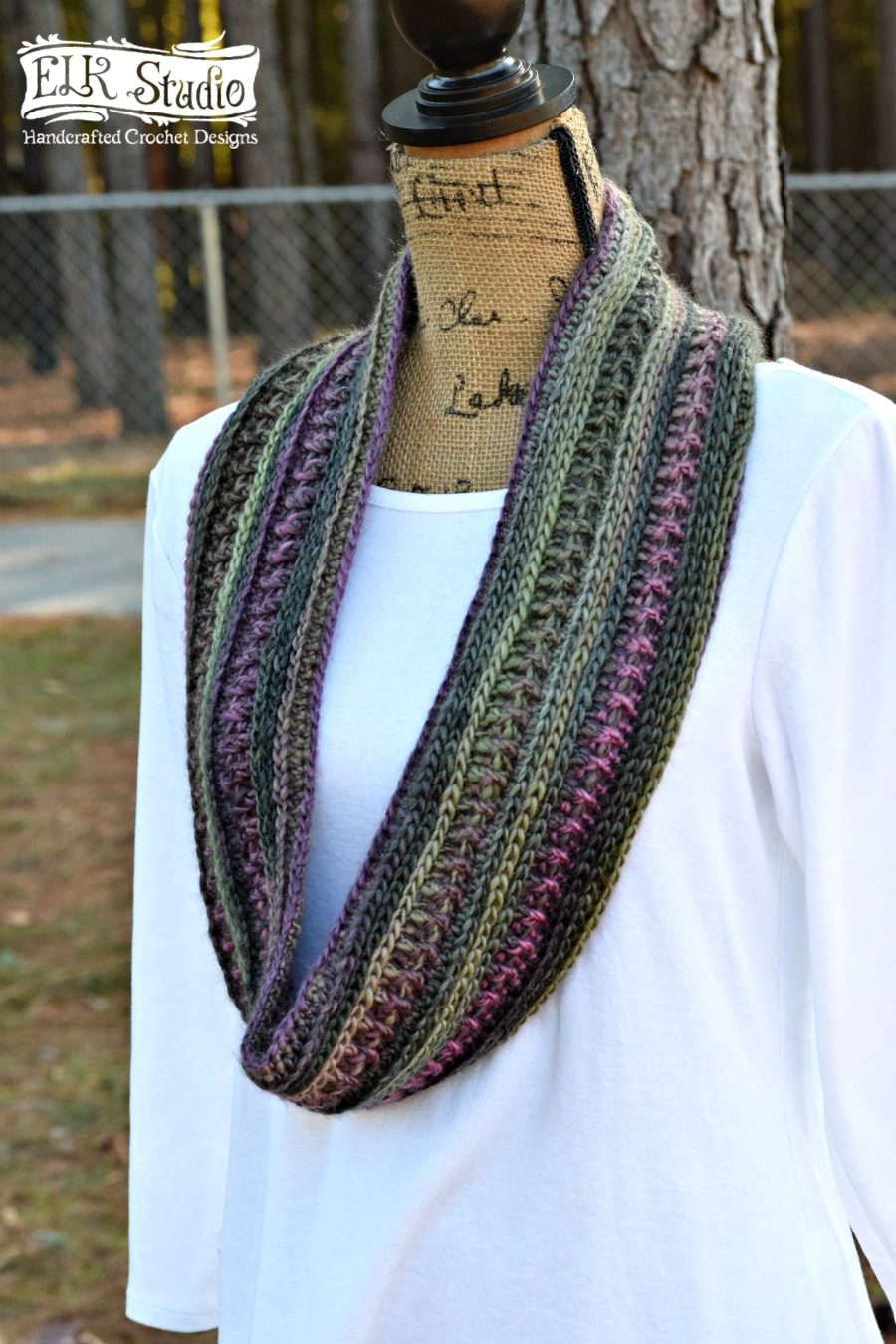 Dakotah's Fabulous Scarf by ELK Studio