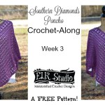 Southern Diamonds Poncho CAL Week 3