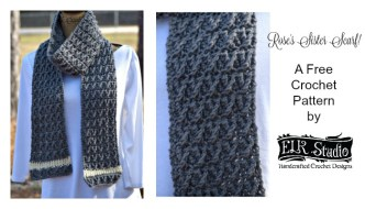 Rose's Sister Scarf!