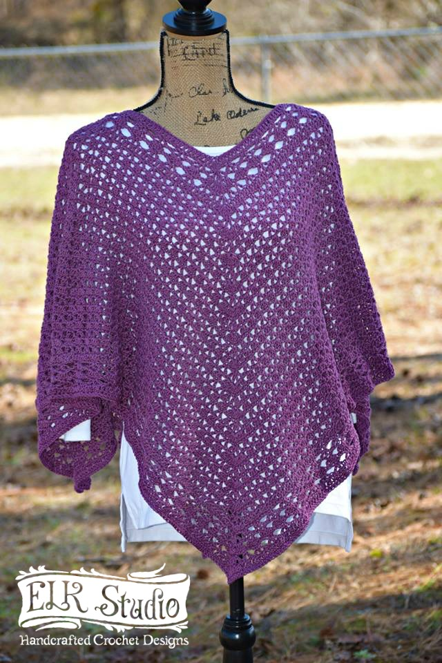 Southern Diamonds Crochet Along Main Page Elk Studio