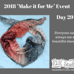 2018 Make it for Me Day 29