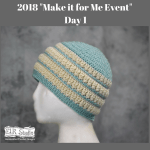 2018 Make it for Me Day 1