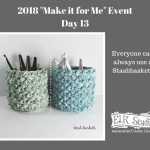 2018 Make it for Me Day 13