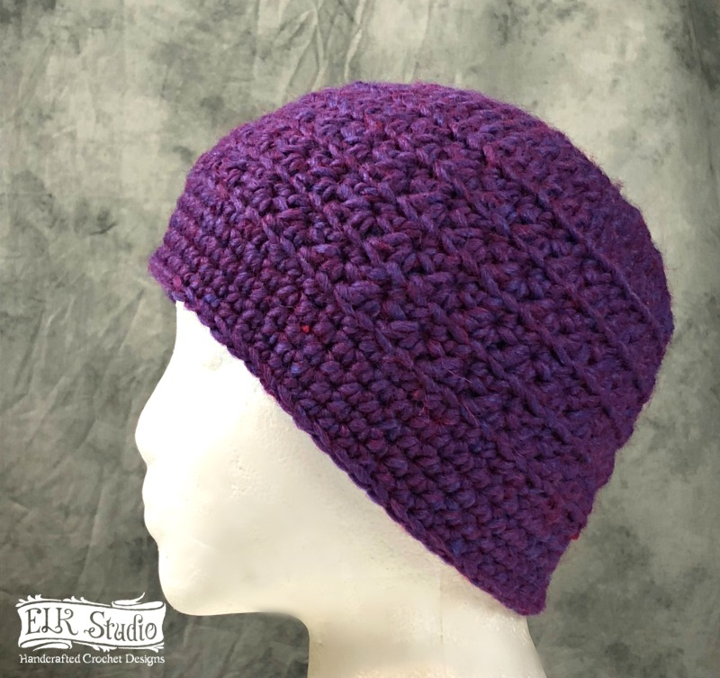 Iron Mountain Beanie Top Down Version by ELK Studio