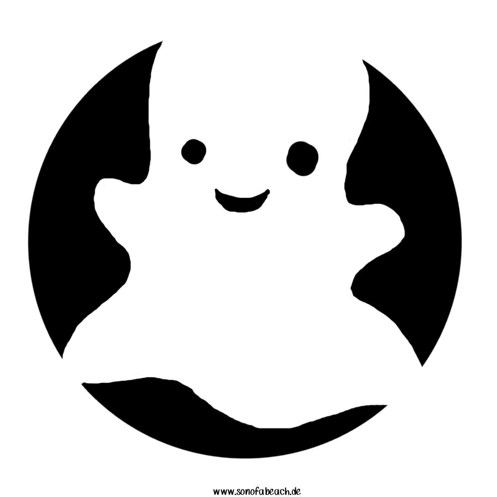 Kleiner Geist halloween