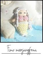 fimo meerjungfrau mermaid diy basteln