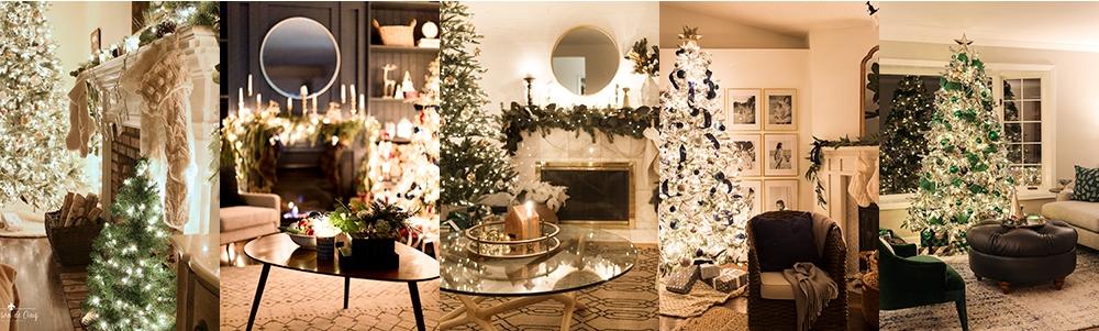 Christmas Home Night Tour