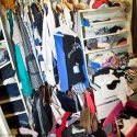 The Material Diet:  Keep Your Clothes Shopping Budget to 5% of your total budget: