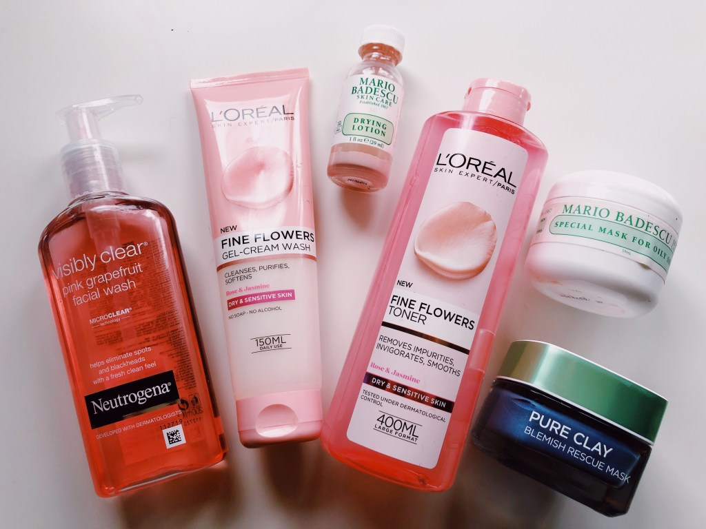 My Skincare Favourites For Problem Skin