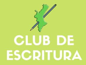 cartel club de escritura