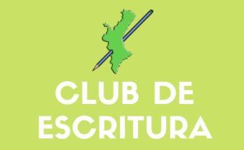 cartel club de escritura