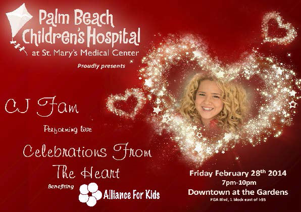 Palm Beach Children's Hospital Hosts Celebrations from the ...