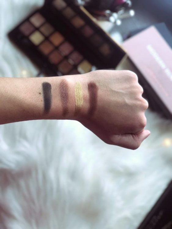 Anastasia Beverly Hills Soft Glam Palette swatches and review. Is the Soft Glam palette worth the hype? First impressions.