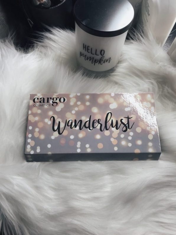 TJ Maxx beauty haul, what I found at TJ Maxx, beauty on a budget! Featuring the cargo cosmetics wanderlust eyeshadow palette.