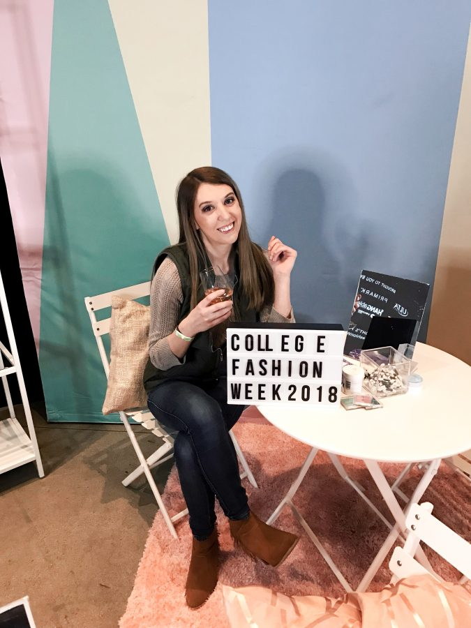 My experience attending Boston College Fashion Week with Ulta Beauty.