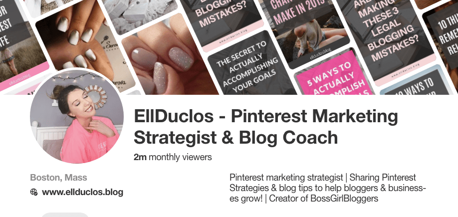 Pinterest e-course to grow your blog traffic and sales!
