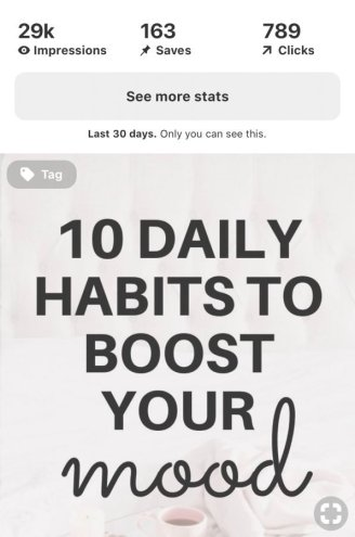 Pinterest tips to grow your blog