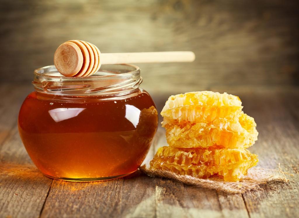 chăm sóc da tự nhiên bằng mật ong