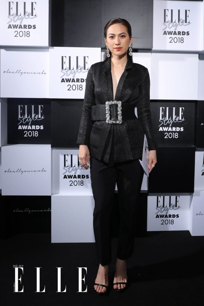 ELLE Style Awards 2018 Phuong Anh Dao