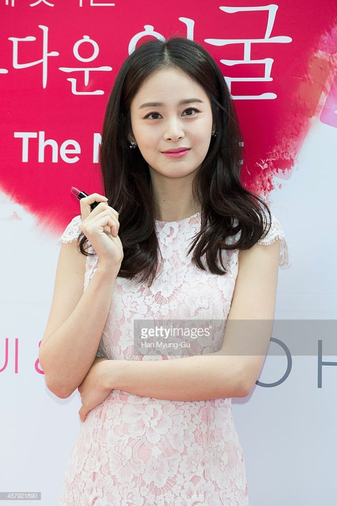 hairstyle for round face_Kim Tae Hee