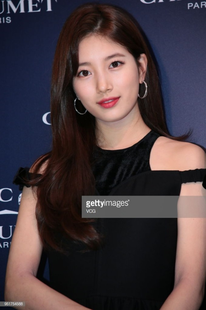 hairstyles for round face_Suzy1