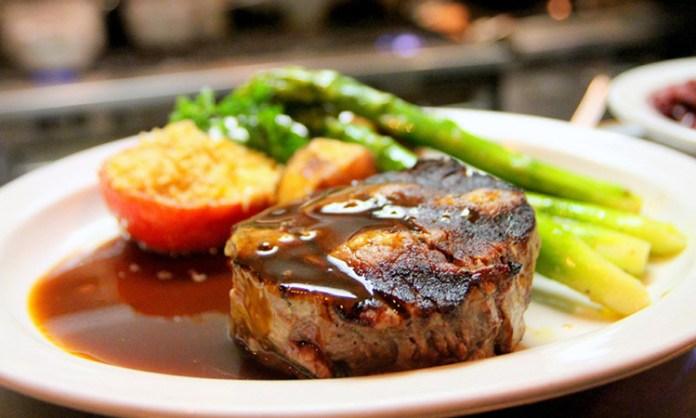 Chế độ ăn với thịt bò