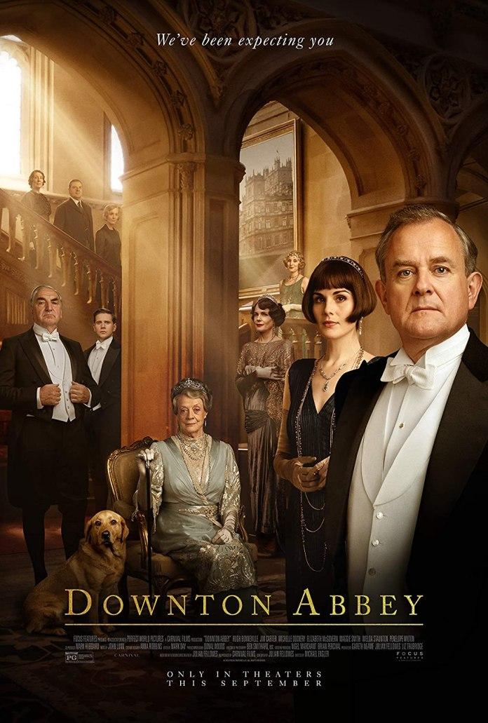 Phim tình cảm Downton Abbey