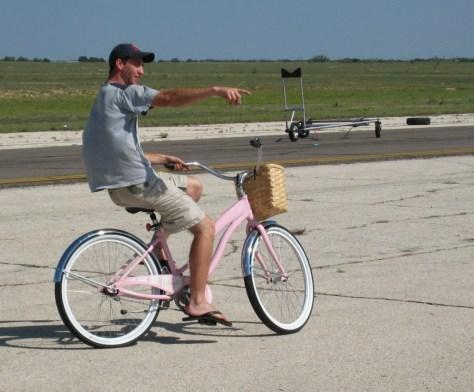 Johhny's bike
