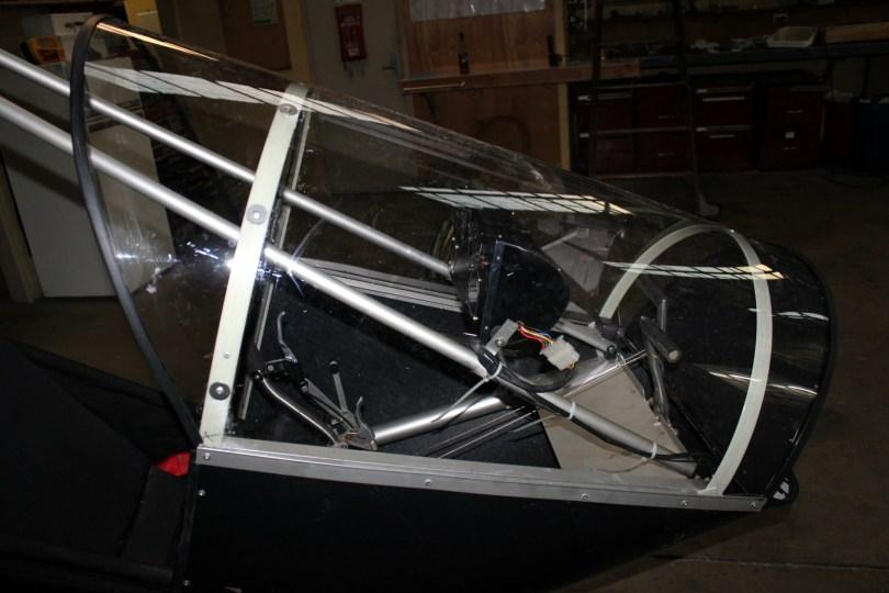 Dragonfly cockpit