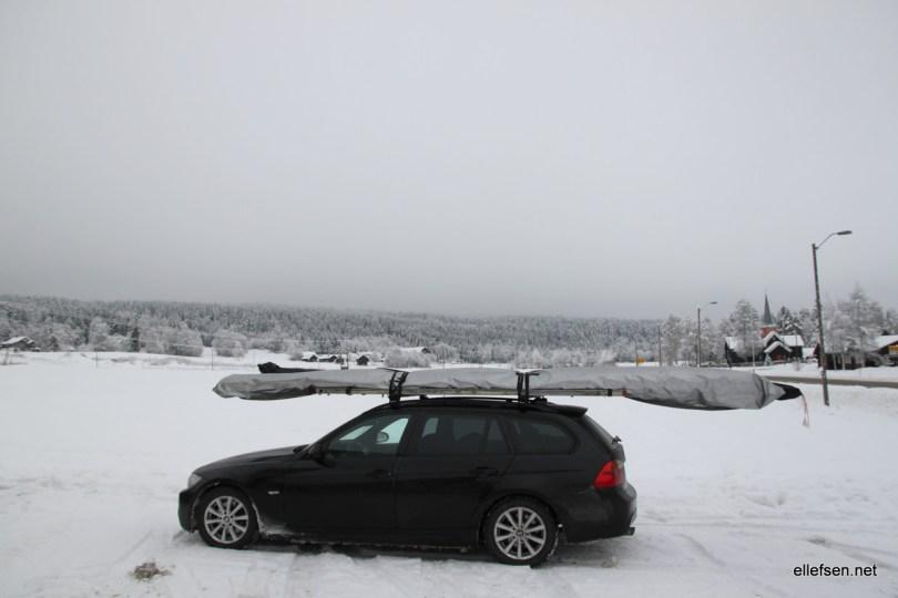 Fog at Flesberg