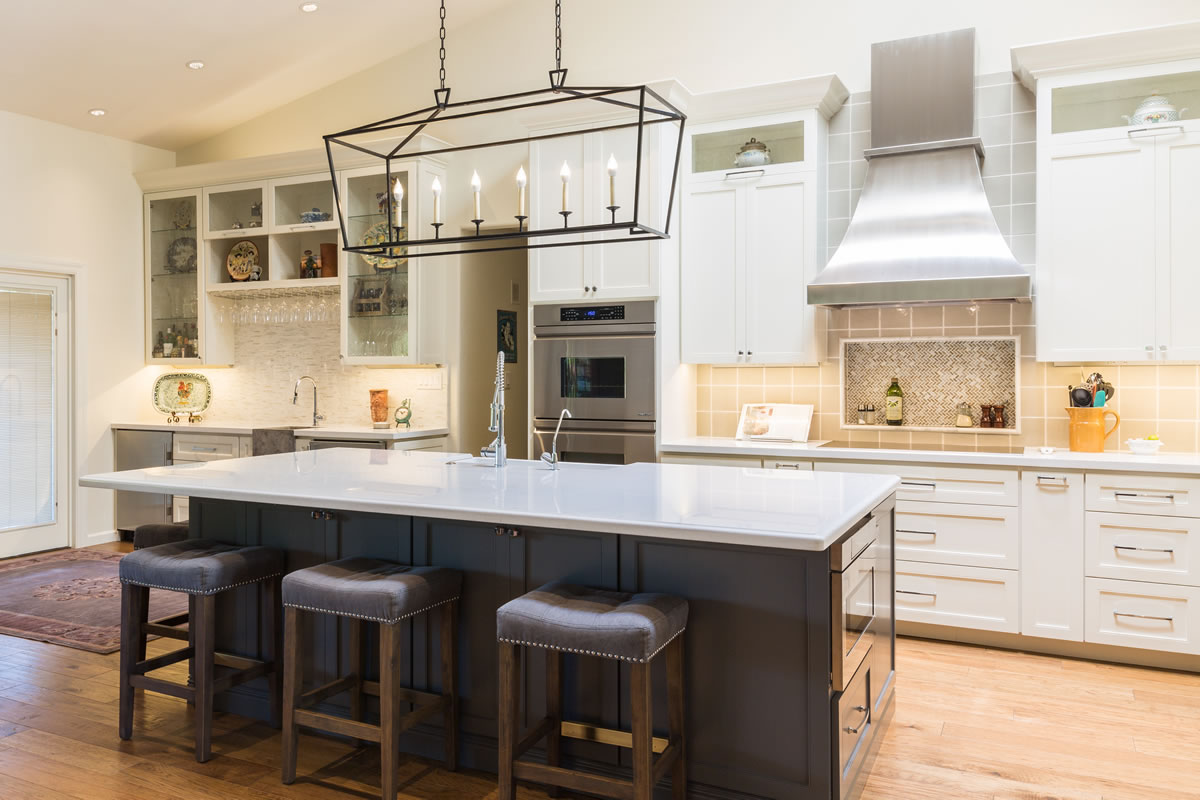 Ahwatukee Kitchen Remodel Interior Design By Elle Interiors