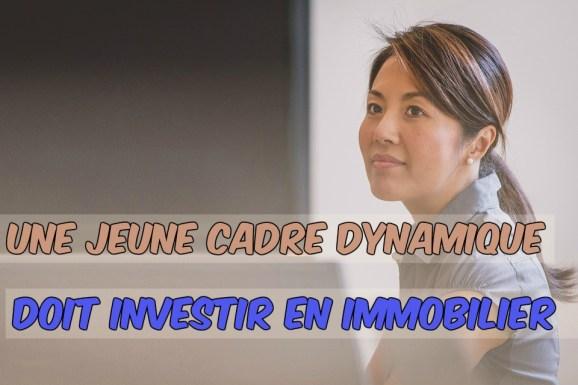 femme entrepreneure doit investir en immobilier