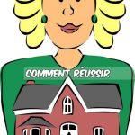 Jeune femme comment réussir son 1er achat immobilier