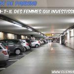 Achat de parking il y a-t-il des femmes qui investissent ?