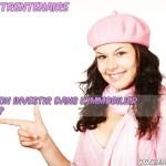 Femme trentenaire à quoi bon investir dans l'immobilier locatif ?