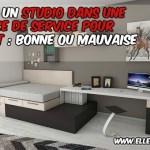 Acheter un studio dans une résidence de service pour étudiant : bonne ou mauvaise idée ?