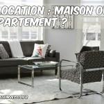 Colocation : maison ou appartement ?