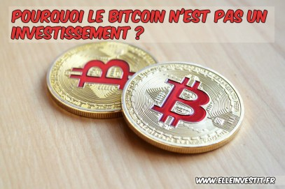 faut-il investir dans bitcoin