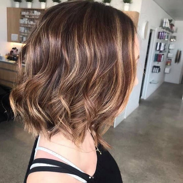 Brunettes- Coffee coloured hair