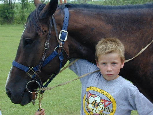 Pascha and Horse