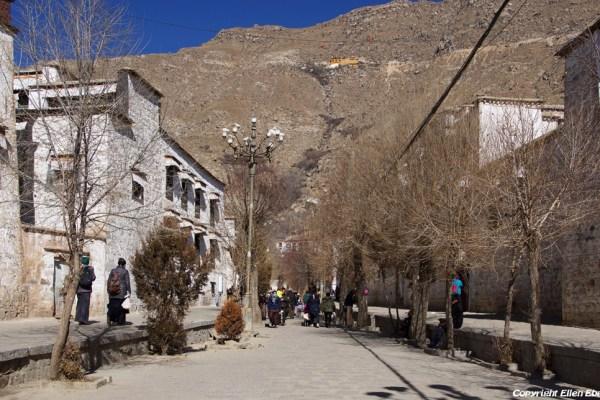 Lhasa, Sera Monastery