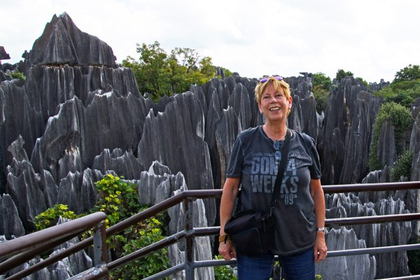 Me at Stone Forest