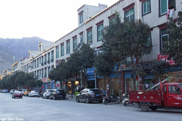 The town of Nanxiang
