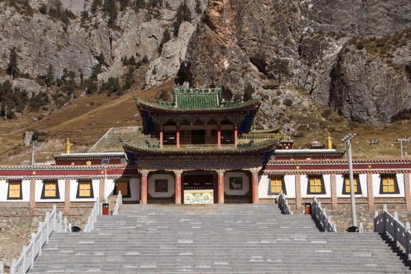 Drakar Tredzong (Serdzong) Monastery