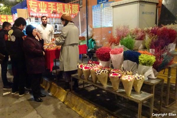 Xining market