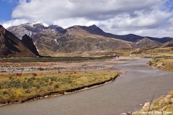 Nangchen landscape