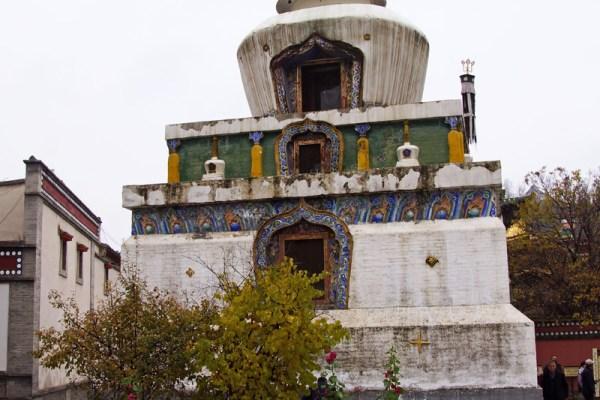 Kumbum Monastery Xining