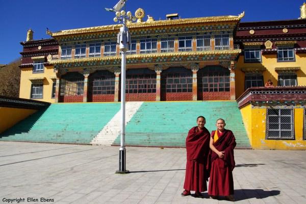 Yushu to Nangchen Rabshi Lungshö Monastery