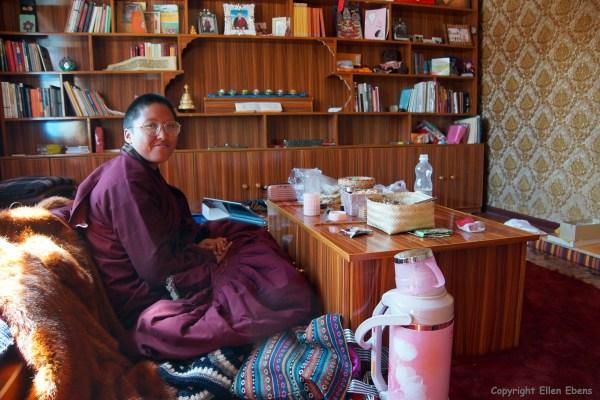 Yushu to Nangchen